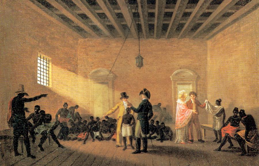 Mercado de Escravos de Valongo (Rio de Janeiro)